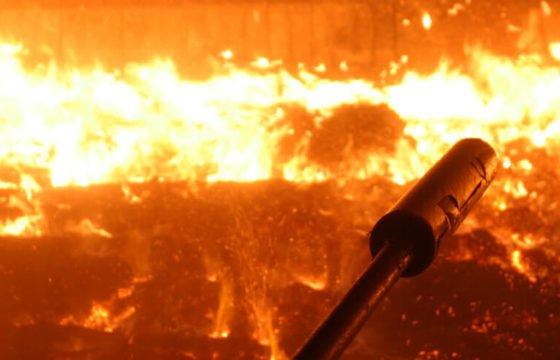 Gefährlicher Einsatz – Reinigen mit Sprengstoff