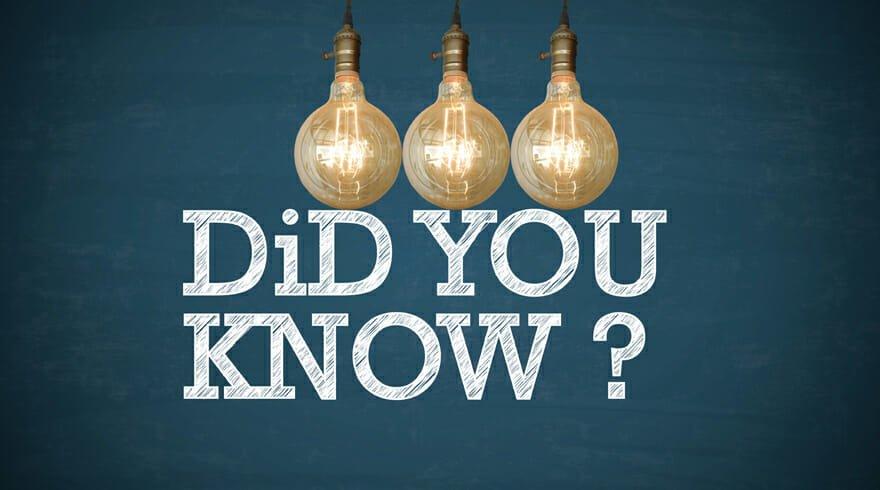 Schon gewusst? 10 Fakten über hectas