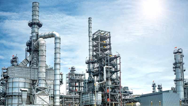 Branchenlösungen - Industriegelände