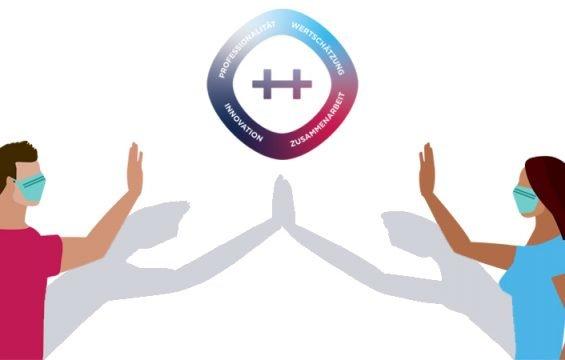 Teamgeist und Zusammenarbeit stärken trotz Physical Distancing
