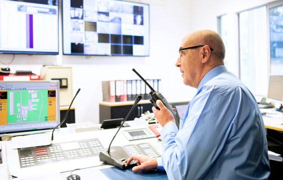 Rund um die Uhr im Einsatz – Die hectas Notruf-Service-Leitstelle
