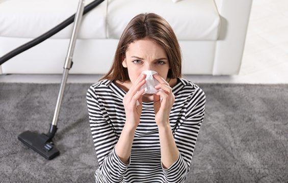 Pollen und Staub: Mit unseren Tipps atmen Sie auf!