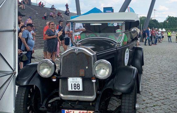 Sichere Fahrt bei der Sachsen Classic