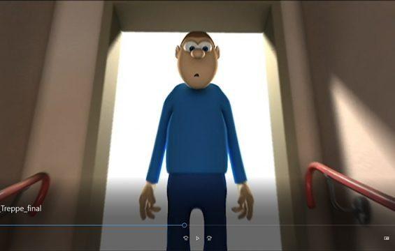 Sichere Treppen Teil II – Video & Tipps